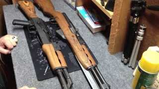 SKS vs AK47 - Which is the best 7.62 x 39 rifle for zombie apoc life