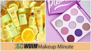 Colour Pop Goes PURPLE! + Vitamin C is Here from Pixi!   Makeup Minute