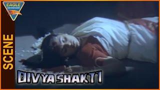 Divya Shakti (Trinetram) Hindi Dubbed Movie    Sindhu Menon Accident Scene    Eagle Hindi Movies
