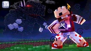 Minecraft: MATEI MOBZILLA EM 1 HIT - BREAKMEN Ep. 27 ‹ AMENIC ›