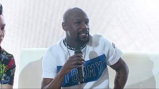"Floyd ""Money"" Mayweather and His Secrets to Staying in the Front Row"
