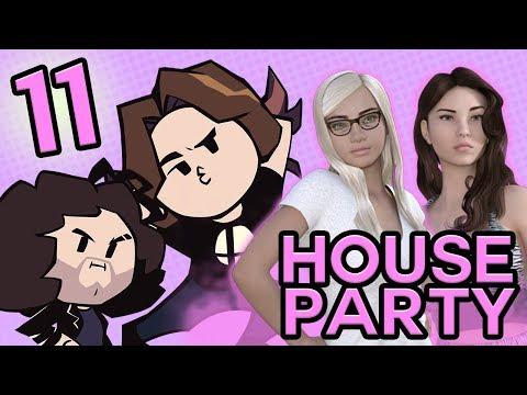 Xxx Mp4 House Party Quest For Katherine PART 11 Game Grumps 3gp Sex