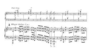 Gabriel Pierné - Piano Concerto Op. 12 (audio + sheet music)