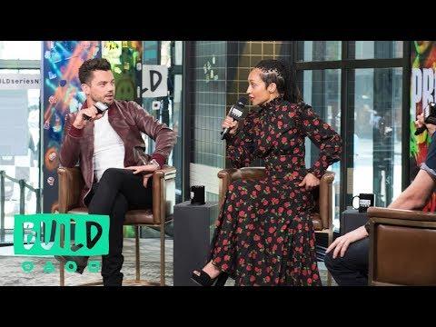 Xxx Mp4 Dominic Cooper Ruth Negga Discuss The Third Season Of Preacher 3gp Sex