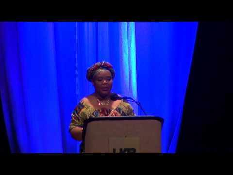 Nobel Laureate Leymah Gbowee Lecture