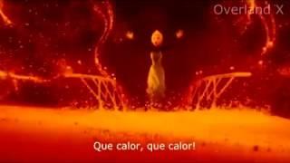 """""""Elza"""" Que calor kkk"""