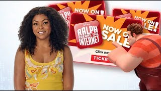 Ralph Breaks the Internet - Tickets Now on Sale!