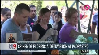 Crimen de Florencia: El padrastro se negó a declarar
