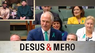 Australian Politics: Malcolm Turnbull vs. Bill Shorten