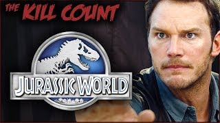 Jurassic World (2015) KILL COUNT