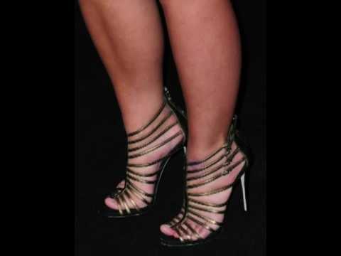 Britney Spears Feet & Legs Close Up