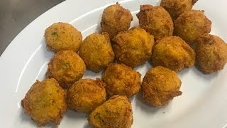 How To Make Spiced Potato Croquettes