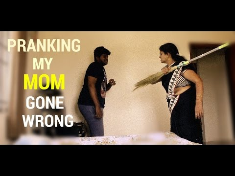 Prank On My Mom Gone Terribly Wrong