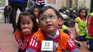 Mô hình giáo dục thể chất tiên tiến của Nhật Bản lần đầu được thí điểm ở Hà Nội