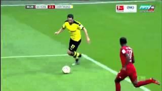 Bayern Munich 5 - 1 Borussia Dortmund