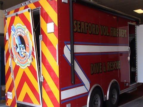 14-Year-Old Boy Drowns in Seaford