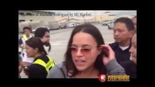 News5E | MJ MARFORI INTERVIEWS MICHELLE RODRIGUEZ