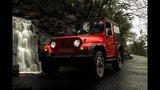 New  Mahindra Thar CRDe vs Aaja we Mahiya song