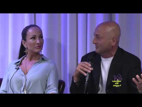 Late Night With Johnny P / Teresa & Rino Aprea (Real Housewives Of NJ)