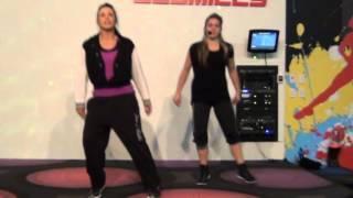 Les Mills Dunedin Body Jam tutorial #1