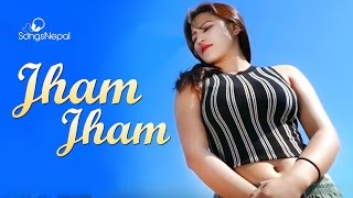 Jham Jham - Aakash Gorkhali (Purbeli Bhaka) | New Nepali Lok Pop Song 2017