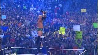 Wrestlemania 23 Highlights