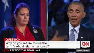 Obama Refuses To Say Radicals Islamic Terrorism.