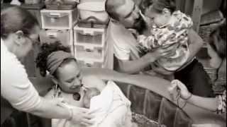Our 34 minute Water Birth...Ezekiel's Amazing Homebirth