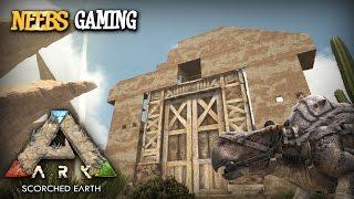 Ark: Survival Evolved - The Battle Barn