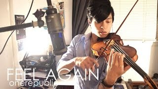 Feel Again Violin Cover - OneRepublic - Daniel Jang