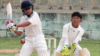 Samit Dravid | Rahul Dravid's Son Scored Century In An Under-14 Club Match