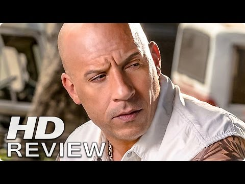 xXx 3: The Return of Xander Cage Kritik Review (2017)