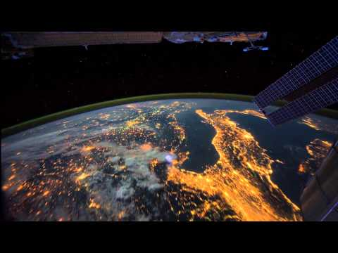 Xxx Mp4 All Alone In The Night Time Lapse Footage Of The Earth As Seen From The ISS 3gp Sex