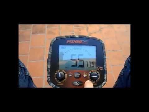 Metal Detector Fisher F19 Recensione Italiano