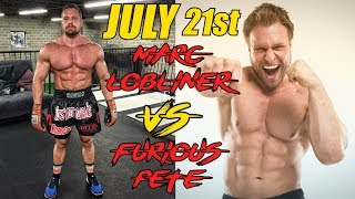 Furious Pete - Challenge Accepted - I WILL FIGHT YOU!
