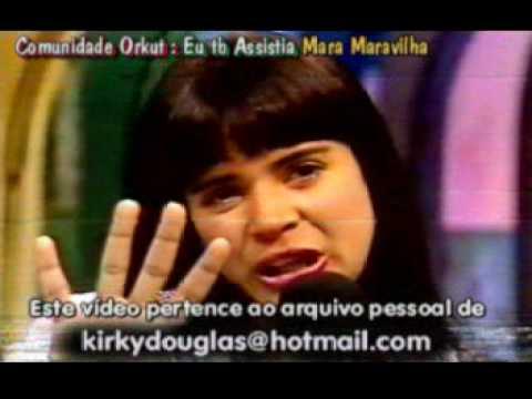 Mara chora por ser acusada de fazer Macumba para Angélica