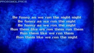 We Run The Night LYRICS - Pitbull ft. Havana Brown