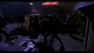 TMNT MOVIE 1990 BEST SCENES NINJA TURTLES