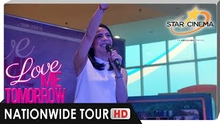Dawn proves that she is forever young in song and dance performances