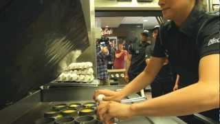 Real Egg Crackdown | McDonald