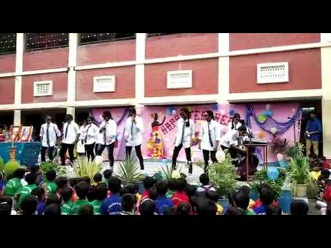 Xxx Mp4 Teacher 39 S Day Celebration By Class XI Girls St Peter 39 S School Akbarpur Ambedkar Nagar 3gp Sex