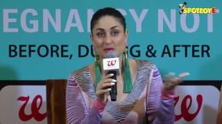 UNCUT- Kareena Kapoor Talks About Soha Ali Khan's Pregnancy,Sara's Bollywood Debut and Baby Taimur