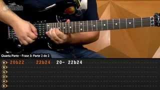 Starry Night  Joe Satriani Aula De Guitarra