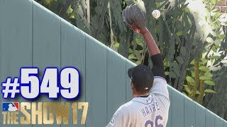 MOST DRAMATIC WIN EVER FOR MY OPPONENT! | MLB The Show 17 | Road to the Show #549