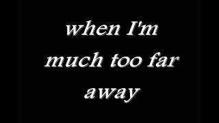 Avenged Sevenfold - Dear God Lyrics