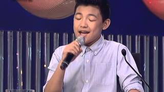 Darren Espanto belts out Sia's
