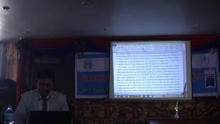 Environmental Effects on Immunization Programs in Baglung District, Nepal - Ramji Sapotka, AUSN