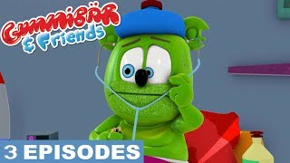"Gummy Bear Show ""Falling Ill"" Episode Compilation Gummibär And Friends"