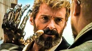 LOGAN All Trailer + Movie Clips (2017)