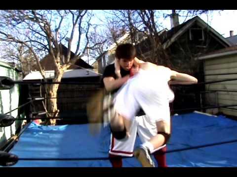 UYW Wrestling Extra : Twist vs. Double D - April 10th, 2009 (Season 3)
